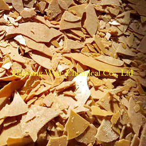 Sodium hydrosulfide flake for paper pulping