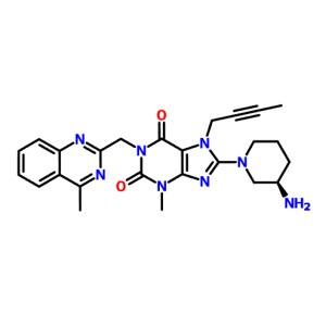 Linagliptin CAS:668270-12-0