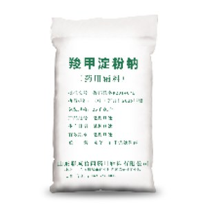 sodium carboxymethyl starch