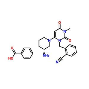 Alogliptin Benzoate CAS:850649-62-6
