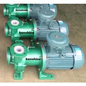 CQB-F fluoroplastic magnetic centrifugal pump