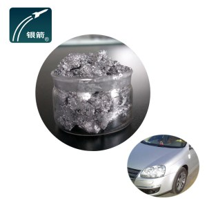 China Supplier Aluminium Silver Pigment Silver Pigment