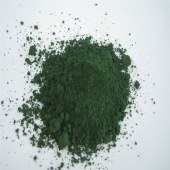 chrome oxide green for paints and coatings