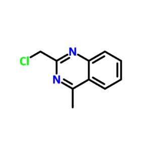 2-(chloro methyl)-4-methyl quinazoline CAS:109113-72-6