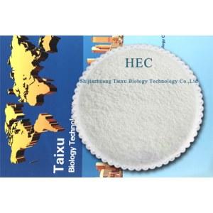 Hydroxy Ethyl Cellulose(HEC)