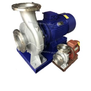 ISWH Stainless steel centrifugal water pump