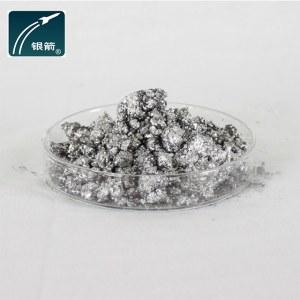 Sparking aluminium pigment paste for industry coating