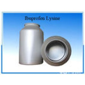 Medicine Grade APIs Antipyretic Analgesics Ibuprofen Lysine