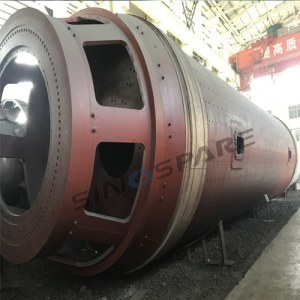 Customized Horizontal Cement Ball Mill