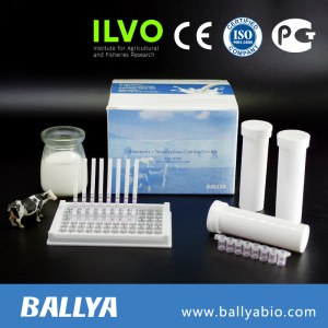 BT sensor milk antibiotics test for dairy rapid test