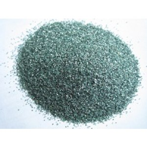 high quality and low price green silicon carbide grains 46#