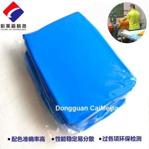 Fluorescent  blue pasty Color Masterbatch