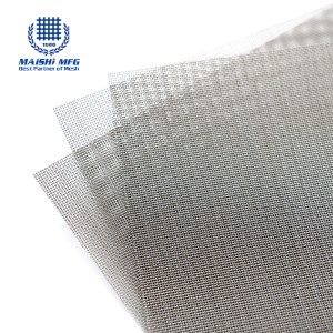 Woven Stainless Steel Wire Mesh Liquid Filter