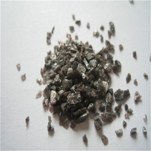 Brown Fused Alumina/Brown corundum section sand for refractory