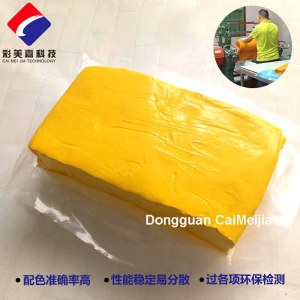 Silicone Rubber Coloring agent