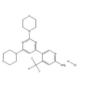 Buparlisib Hydrochloride