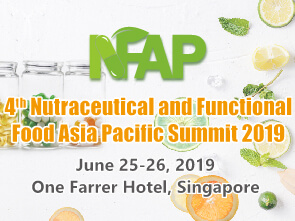 4th Nutraceutical and Functional Food Asia Pacilic Summit 2019