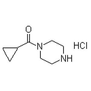 1-(Cyclopropylcarbonyl)piperazine hydrochloride  CAS NO.:1021298-67-8