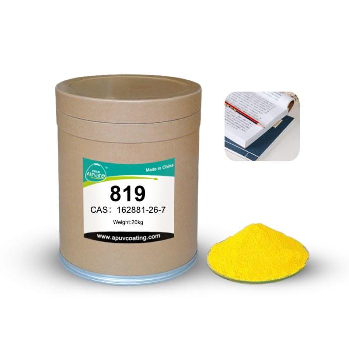 Photoinitiator 819 BAPO/Phenylbis(2,4,6-trimethylbenzoyl)phosphine oxide IRGACURE 819