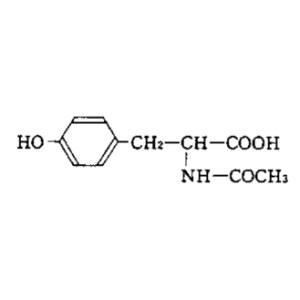 <em>N-ACETYL-L-TYROSINE</em>
