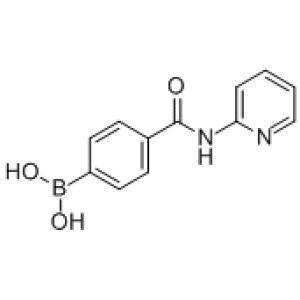 [4-[(Pyridin-2-yl)carbamoyl]phenyl]boronic acid  CAS NO.:850568-25-1