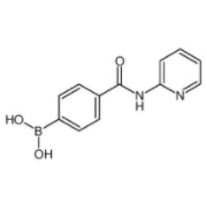 [4-[(Pyridin-2-yl)carbamoyl]phenyl]boronic acid