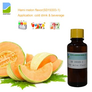 Beverage juice Dairy food Used Flavoring Agent Concentrate /Hami melon Flavorings Essence liquid flavor & fragrances SD19303