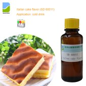 Italian cake aroma food flavor SD60011 for cold drink/ Ice cream/ popsicle/vape liquid
