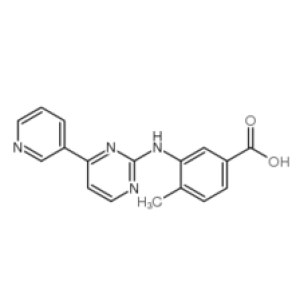 <em>4-Methyl-3-</em>[[4-(3-pyridinyl)-2-pyrimidinyl]amino]benzoic acid  CAS NO.:641569-94-0