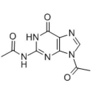 N(2),9-Diacetylguanine