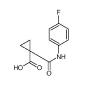 <em>1-</em>[(<em>4-Fluorophenyl</em>)carbamoyl]cyclopropanecarboxylic acid  CAS NO.:849217-48-7