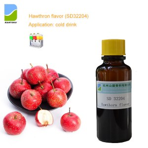 Fruit Essence  Liquid Food Flavors & Fragrances/Hawthorn oil flavor SD 32204 for Dairy foods/ Beverages/ Tooth paste/ Medicine