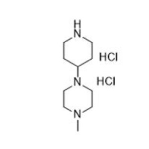 1-Methyl-4-(4-piperidyl)piperazine Dihydrochloride