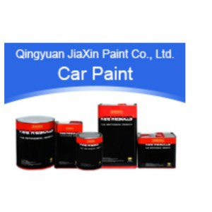 1K/2K Chemical Resistance Solid Automotives Oil Paint for Car Refinish