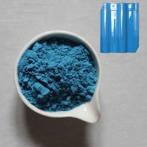 Ceramic pigment factory