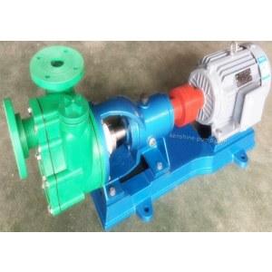 FRPP reinforced polypropylene plastic PP centrifugal self priming pump