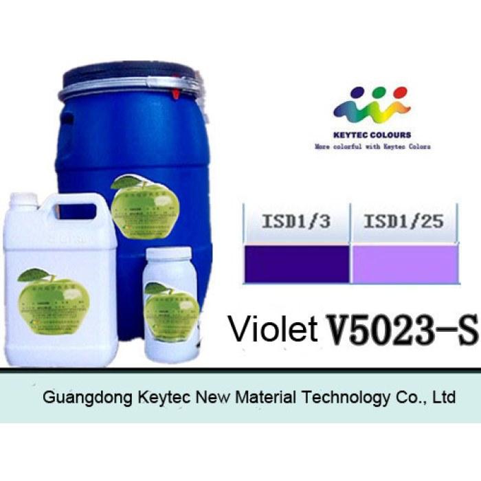 Keytec Water-based Ultra-dispersed Colorant Violet V5023-S/SB