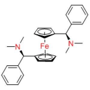 1,1'-Bis((R)-(dimethylamino)(phenyl)methyl)ferrocene