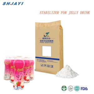 stabilizer for jelly drink