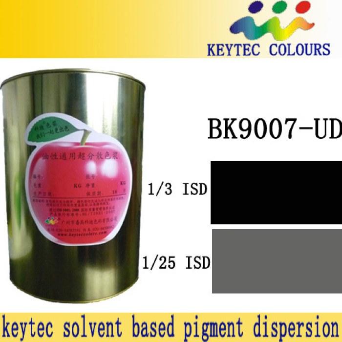 Keytec universal solvent-based pigment dispersion Black B9007-UD