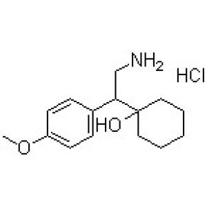 1-[2-Amino-1-(<em>4-methoxyphenyl</em>)-ethyl]-cyclohexanol hydrochloride