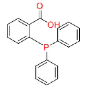 <em>2-</em>(Diphenylphosphino)<em>benzoic</em> <em>acid</em>