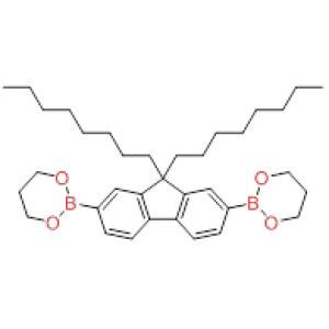 9,9-Dioctylfluorene-2,7-diboronic acid <em>bis</em>(<em>1</em>,3-propanediol) ester