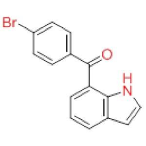 7-(4-Bromobenzoyl)indole