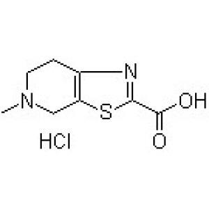 5-Methyl-4,<em>5</em>,6,7-tetrahydrothiazolo[<em>5</em>,4-c]pyridine-2-carboxylic <em>acid</em> hydrochloride