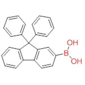 9,9-Diphenylfluoren-2-ylboronic acid