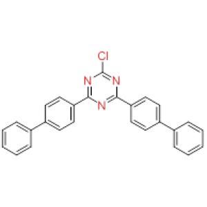 <em>2</em>,<em>4-Bis</em>([<em>1</em>,<em>1</em>'-biphenyl]-4-yl)-6-chloro-1,3,5-triazine