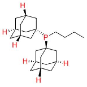 Di(1-adamantyl)-n-butylphosphine
