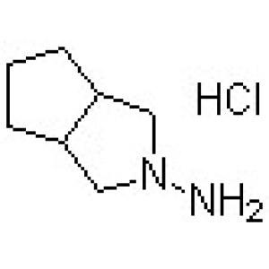 3-Amino-3-azabicyclo[<em>3</em>.<em>3</em>.0]octane <em>hydrochloride</em>
