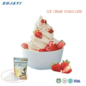 stabilizer for strawberry ice cream